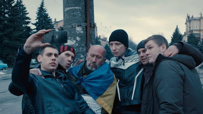 Oekraïnse filmavond met Donbass